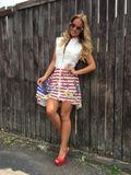 Dámske riflové šaty RAW ITALIA