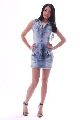Riflové šaty - Riflové oblečenie DiShe Jeans